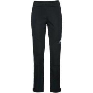 Odlo WOMEN'S PANTS AEOLUS ELEMENT černá L - Dámské kalhoty na běžky