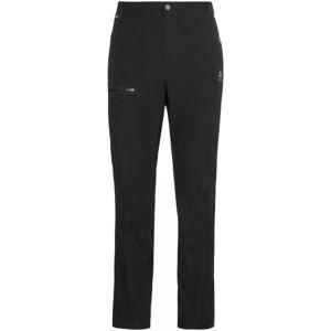 Odlo MEN'S PANTS SAIKAI CERAMICOOL černá 54 - Pánské kalhoty