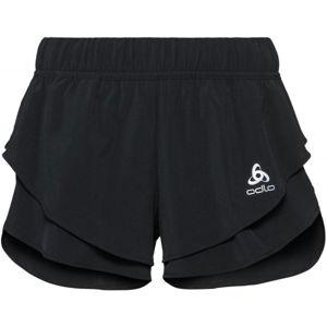 Odlo SPLIT SHORTS ZEROWEIGHT černá M - Dámské šortky