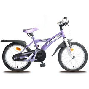 Olpran DOMMY 16 fialová NS - Dětské kolo