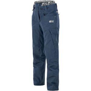 Picture SLANY modrá S - Dámské zimní kalhoty