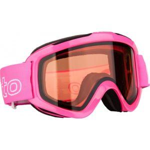 POC POCITO IRIS růžová NS - Dětské lyžařské brýle
