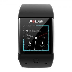 POLAR M600 černá NS - Sportovní hodinky