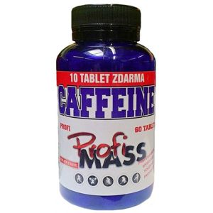 Profimass PROFI CAFFEINE 60+10 TABLET  NS - Tablety