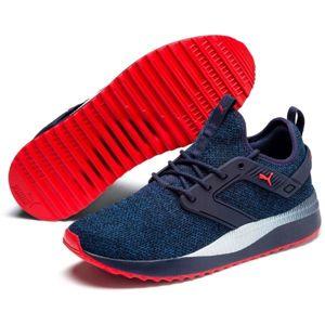 Puma PACER NEXT EXCEL VARIKNIT tmavě modrá 10.5 - Pánská volnočasová obuv
