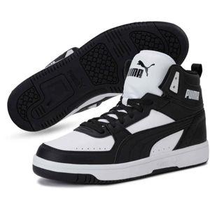 Puma REBOUND JOY bílá 8.5 - Pánská volnočasová obuv