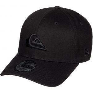 Quiksilver MOUNTAIN & WAVE BLACK černá M/L - Pánská kšiltovka