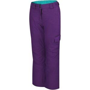Reaper RITA fialová M - Dámské snowboardové kalhoty