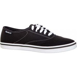 Reebok ROYAL TENSTALL černá 7 - Dámská volnočasová obuv