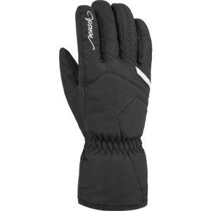 Reusch MARISA černá 6,5 - Dámská lyžařská rukavice