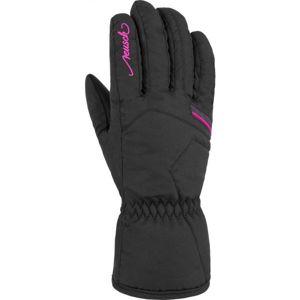 Reusch MARISA růžová 6,5 - Dámská lyžařská rukavice