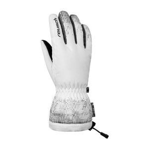 Reusch XAVIERA R-TEX XT bílá 6,5 - Lyžařské rukavice