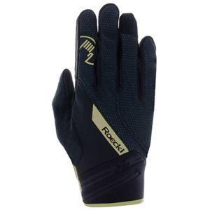 Roeckl RENON černá 9 - Cyklistické rukavice