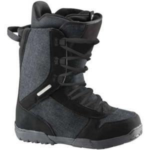 Rossignol CRANK LACED H3 MEN  8.5 - Pánské snowboardové boty