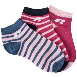 Russell Athletic ARCHIE růžová 24-27 - Dívčí ponožky