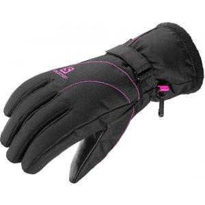 Salomon FORCE GTX W černá S - Dámské rukavice