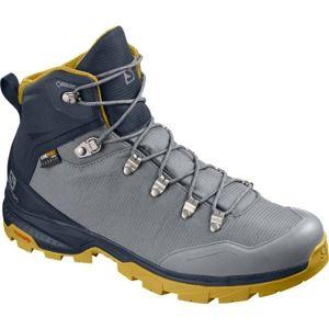 Salomon OUTBACK 500 GTX šedá 10 - Pánská hikingová obuv