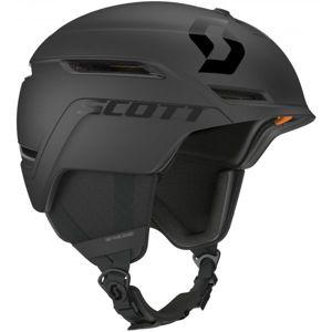 Scott SYMBOL 2 PLUS černá (51,5 - 55,5) - Lyžařská helma