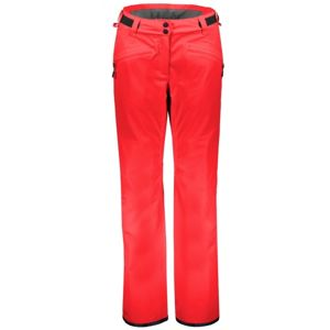 Scott ULTIMATE DRYO 20 W PANT červená XL - Dámské lyžařské kalhoty