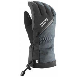 Scott ULTIMATE PREMIUM GTX W černá M - Dámské lyžařské rukavice
