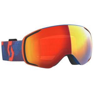 Scott VAPOR LS oranžová NS - Lyžařské brýle