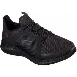 Skechers ELITE FLEX černá 43 - Pánské nízké tenisky