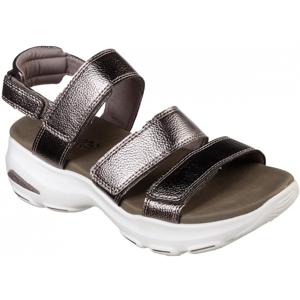 Skechers D'LITES ULTRA hnědá 36 - Dámské sandály