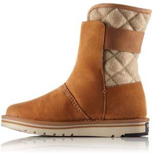 Sorel NEWBIE hnědá 8 - Dámská zimní obuv
