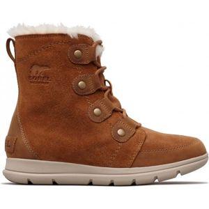 Sorel EXPLORER JOAN hnědá 9.5 - Dámská zimní obuv