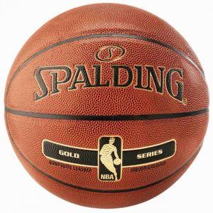 Spalding NBA GOLD  7 - Basketbalový míč