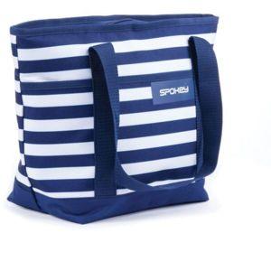 Spokey ACAPULCO modrá NS - Plážová termo taška