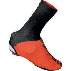 Sportful LYCRA SHOECOVER TRETRY červená L - Návleky přes boty