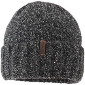 Starling IRISH tmavě šedá UNI - Zimní čepice