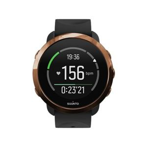 Suunto 3 FITNESS hnědá NS - Multisportovní hodinky se záznamem tepové frekvence