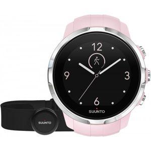Suunto SPARTAN SPORT HR růžová NS - Multisportovní hodinky s GPS a záznamem tepové frekvence