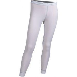 Swix RACE X JNR bílá 128 - Dětské spodní kalhoty