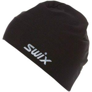 Swix RACE ULTRA LIGHT černá 56 - Lehká závodní čepice