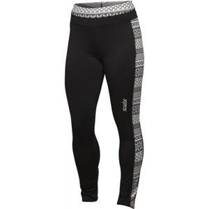 Swix MYRENE W černá XS - Dámské sportovní stylové šponovky