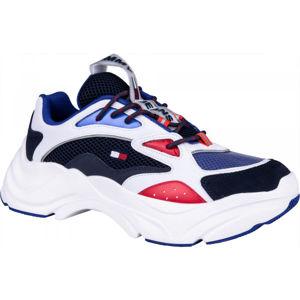Tommy Hilfiger FASHION CHUNKY RUNNER bílá 42 - Pánská volnočasová obuv