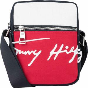 Tommy Hilfiger SIGNATURE MINI REPORTER  UNI - Pánská taška přes rameno