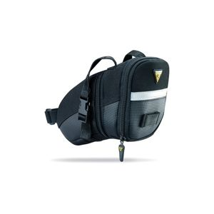 Topeak AERO WEDGE PACK-MEDIUM PÁSKY   - Brašna pod sedlo