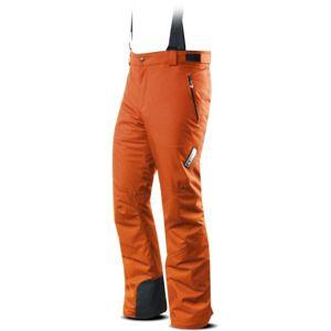 TRIMM DERRYL oranžová XXL - Pánské lyžařské kalhoty