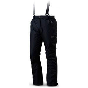 TRIMM SATO PANTS JR černá 128 - Chlapecké lyžařské kalhoty