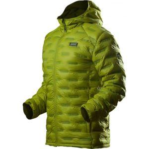 TRIMM TRAIL zelená S - Pánská sportovní bunda