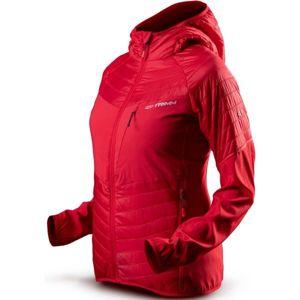 TRIMM ZENA červená M - Dámská celoroční bunda