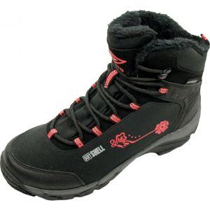 Umbro LEI černá 39 - Dámská softshellová obuv
