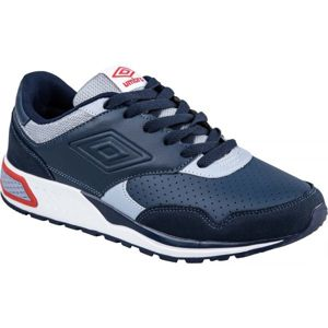 Umbro LAYSTALL LOW šedá 12 - Pánská volnočasová obuv