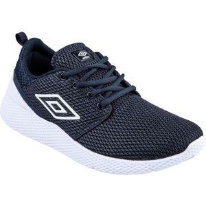 Umbro MILLBANK tmavě modrá 7.5 - Pánská volnočasová obuv