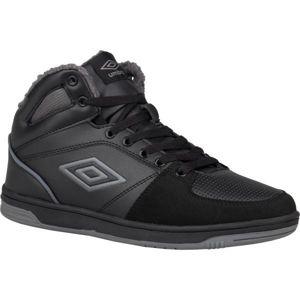 Umbro KINGSTON MID černá 7.5 - Pánská zimní obuv