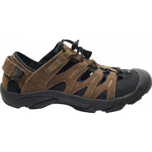 Umbro VEMUND hnědá 44 - Pánské sandály